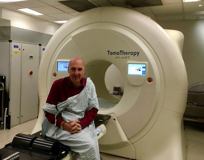 Radiotherapy St Thomas' Hospital
